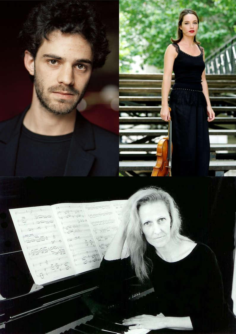 Sonates pour alto et piano de Bramhs et Mulsant [du 14 au 19 mars 2017]