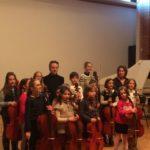 Rencontre au Conservatoire de Rodez avec Marc Coppey