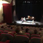 Concert commenté avec les élèves du Conservatoire de Villefranche de Rouergue - Aveyron
