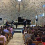 Présentation et découverte d'un concert de musique classique (Bozouls - Aveyron)