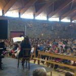 350 élèves captivés par Brahms