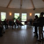 Petit concert de musique classique pour les séniors de Bozouls (Aveyron)